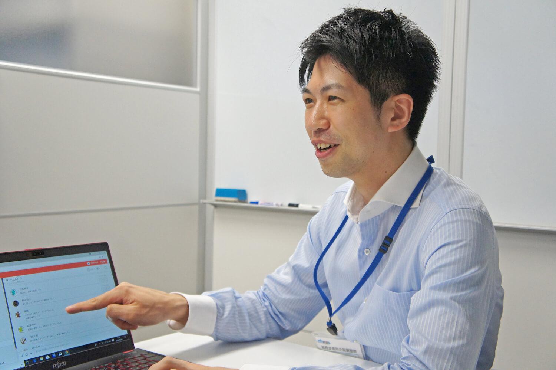 国家戦略特区スタートアップ担当 日浦大輔さん