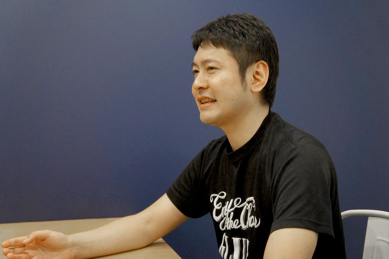 グルー株式会社 代表取締役 迫田 孝太さん
