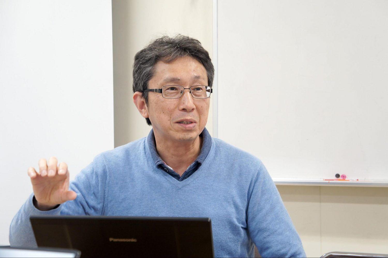 福岡大学 工学部電子情報工学科 廣重法道さん