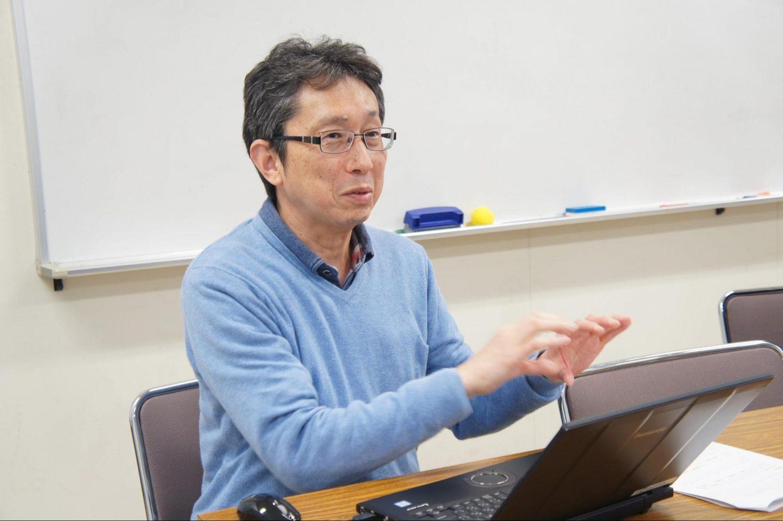 Backlog導入をきっかけに学生にタスク管理の概念を伝えられたと語る廣重さん