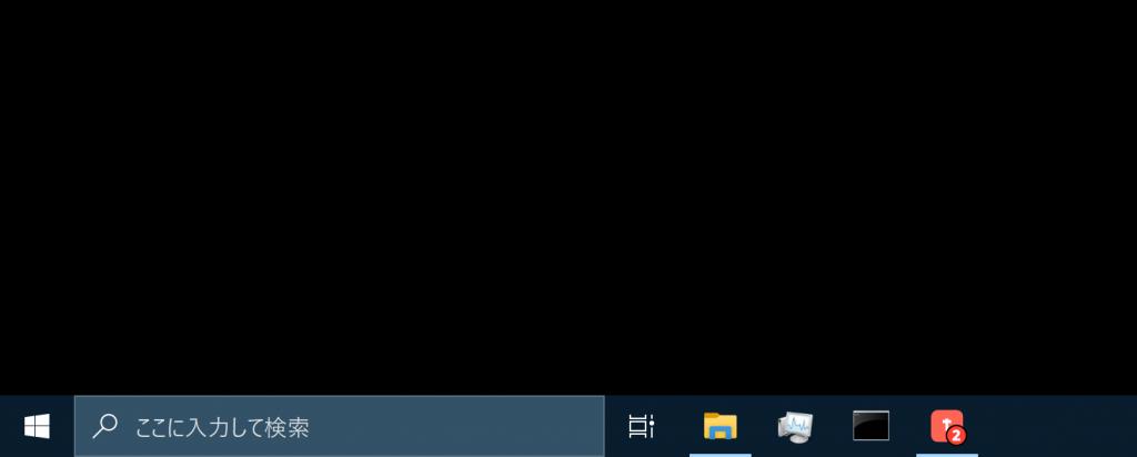 Windows デスクトップバッジ通知